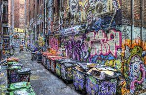 Street art e graffiti writing