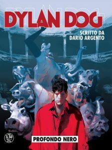 Dylan Dog e Dario Argento: Profondo nero