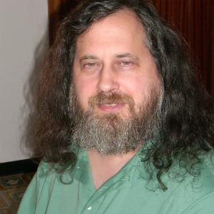 Richard Stallman, 2008, Pietra Ligure