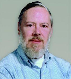 Dennis Ritchie, pioniere informatico che ha creato il sistema Unix e il linguaggio C