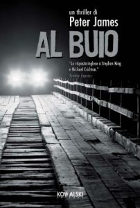 Peter James, Al buio, romanzo noir