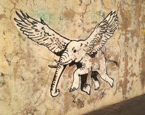 Street art a Imperia