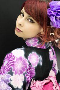 La cosplayer Yuriko Tiger