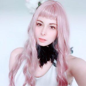 Yuriko Tiger alias Eleonora Guglielmi in una foto del 2019