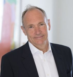 Tim Berners Lee, l'inventore del World Wide Web