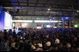Il main stage di Campus Party