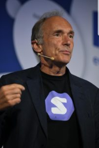 Tim Berners Lee presenta Solid a Campus Party