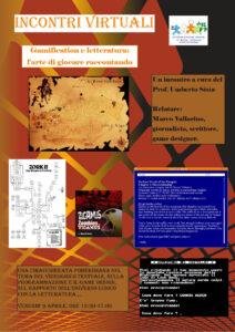 Gamification e letteratura: l'arte di giocare raccontando